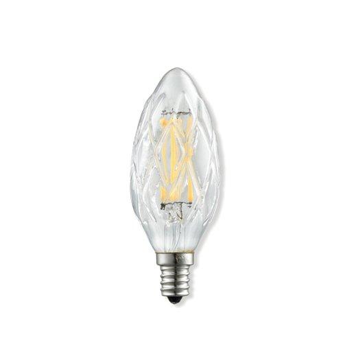 Ampoule DEL CUT CRISTAL E12 - DVLC35CB30A