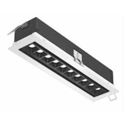 Luminaire encastré DEL MSL10G-3K