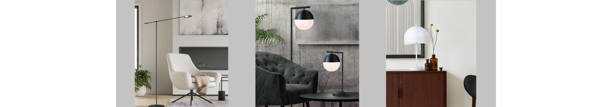 Lampe de Table et de Plancher